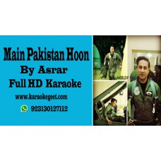 Main Pakistan hoon Audio Karaoke