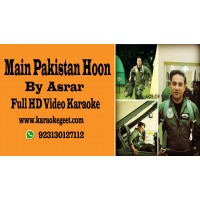 Main Pakistan Hoon Video Karaoke