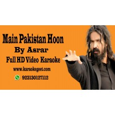 Main Pakistan Hoon Video Karaoke
