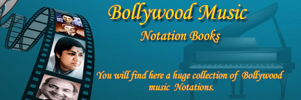 Bollywood Sheet Music